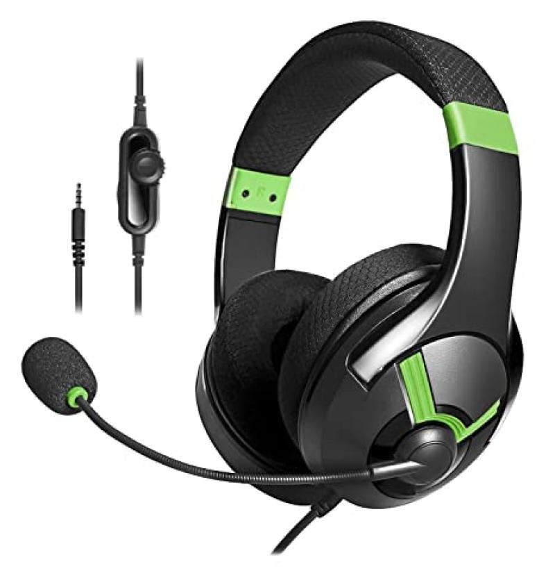 ihocon: AmazonBasics Gaming Headset遊戲耳機