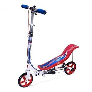 ihocon: [兒童及成人均可用] SpaceScooter Push Board Teeter Totter Kids Scooter 踩踏式滑板車
