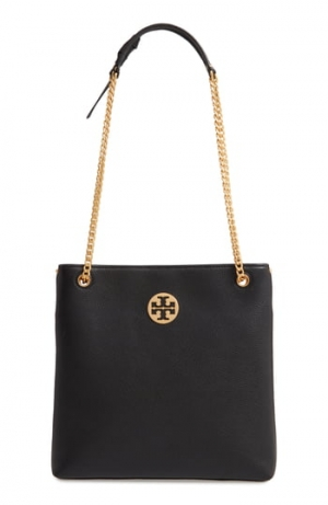 ihocon: TORY BURCH Everly Leather Swingpack包包