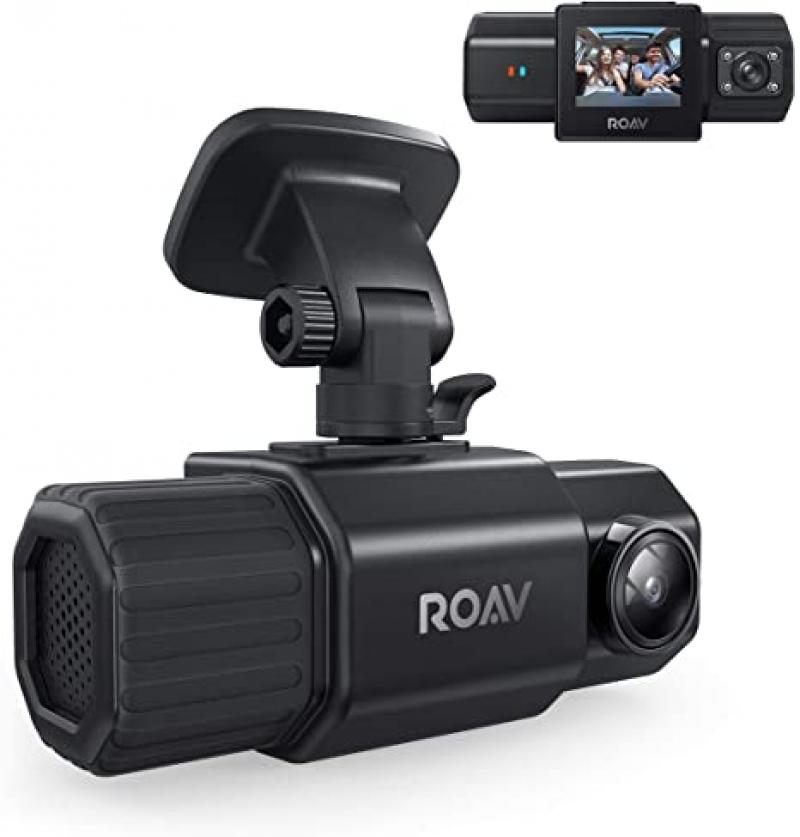 ihocon: Anker Roav Dual FHD 1080p DashCam Duo with Built-in GPS, G-Sensor, Parking Mode雙鏡頭行車記錄器