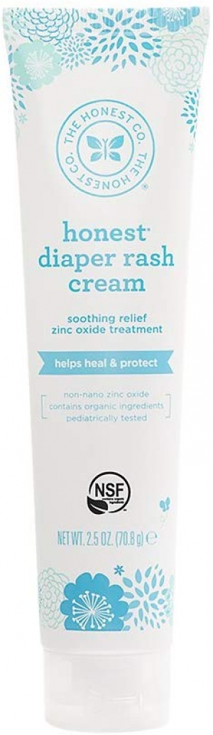ihocon: The Honest Company Diaper Rash Cream 2.5 oz. 尿布疹子霜