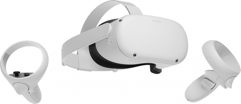 ihocon: Oculus Quest 2 256GB Advanced All-In-One Virtual Reality Headset 虛擬實境VR