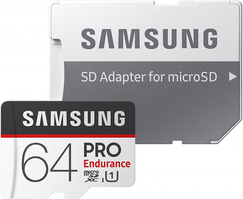 ihocon: Samsung PRO Endurance 64GB MicroSDXC記憶卡, 含Adapter
