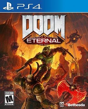 ihocon: PlayStation 4遊戲 - DOOM Eternal: Standard Edition