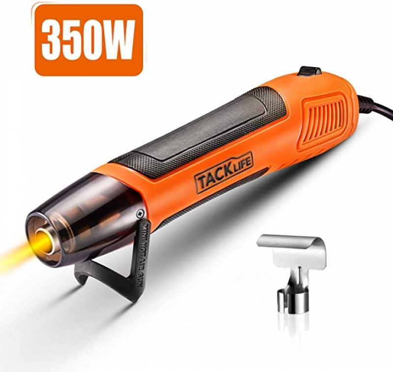 ihocon: TACKLIFE Mini Heat Gun 迷你熱風槍