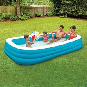 ihocon: Play Day 120 Deluxe Family Pool 充氣泳池