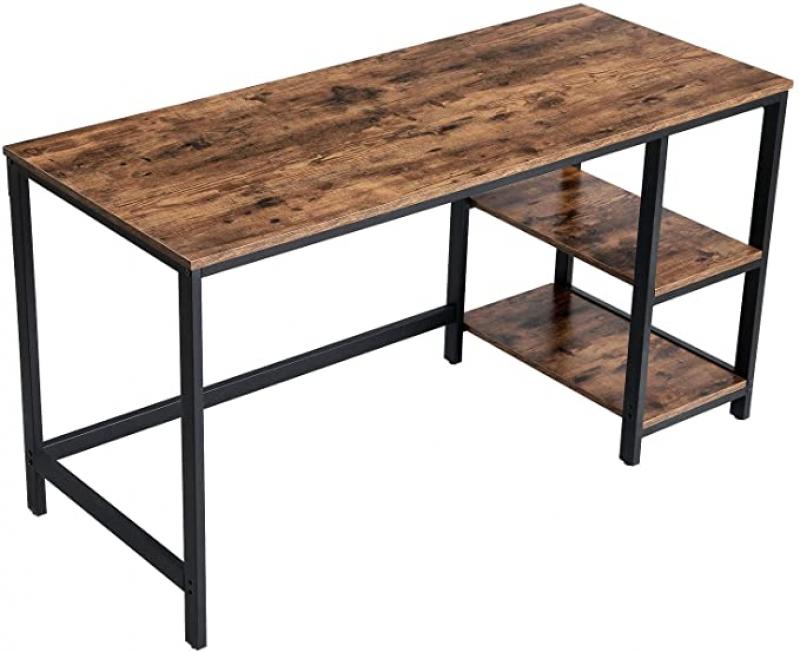 ihocon: VASAGLE Computer Desk, 55-Inch 電腦桌/辦公桌