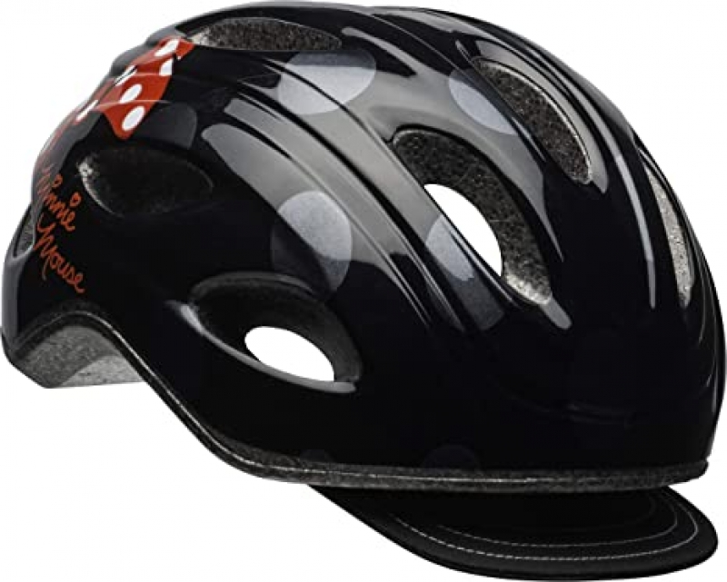 ihocon: Bell Minnie Mouse Bike Helmets  米妮自行車安全頭盔
