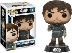 ihocon: POP Star Wars: Rogue One - Captain Cassian Andor