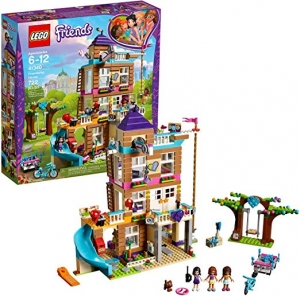 ihocon: LEGO Friends Friendship House 41340 Kids Building Set (722 Piece)