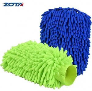 ihocon: ZOTA Car Wash Mitt, 2-Pack 洗車手套,
