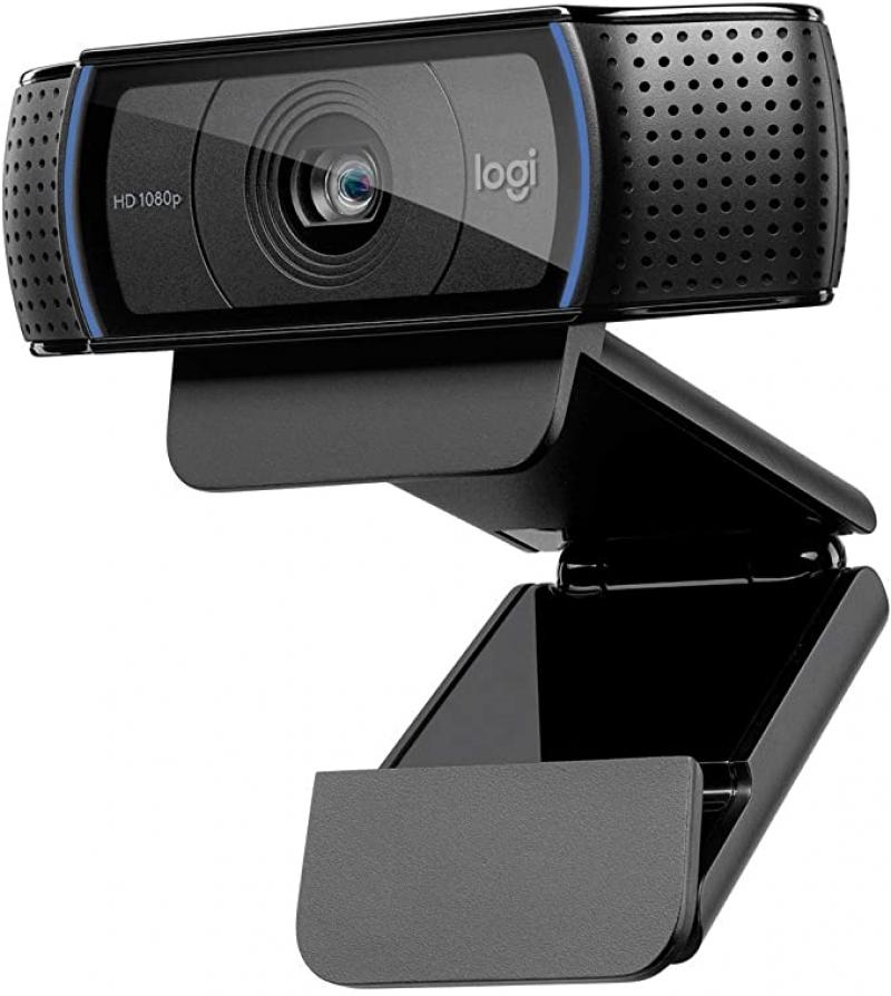 ihocon: Logitech C920x Pro HD Webcam 網路攝像頭