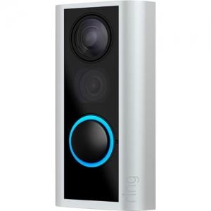 ihocon: Ring Peephole Cam with Doorbell 視頻門鈴