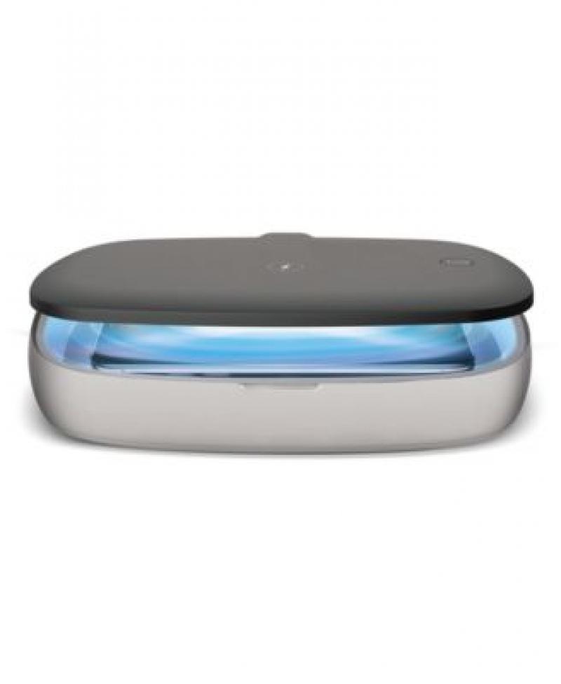ihocon: Vie Oli UV-C Sanitizer Wireless Phone Charging Kit 紫外線手機消毒無線充電盒