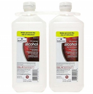 ihocon: Member's Mark 91% Isopropyl Alcohol (32 fl. oz., 2 pk.) 酒精