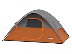 ihocon: CORE Dome Tents 4 or 6 Person 露營帳篷