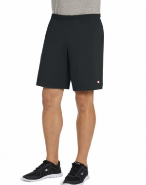 ihocon: Champion Authentic Cotton 9-Inch Men's Shorts with Pockets男士短褲