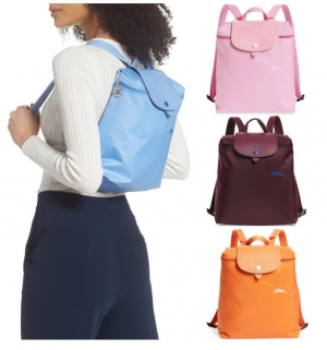 ihocon: LONGCHAMP Le Pliage Club Backpack背包 - 多色可選
