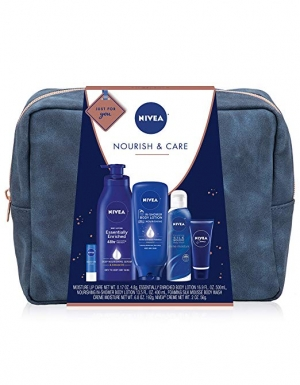 ihocon: NIVEA Pamper Time Gift Set - 5件禮品套裝組