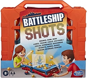 ihocon: Hasbro Gaming Battleship Shots