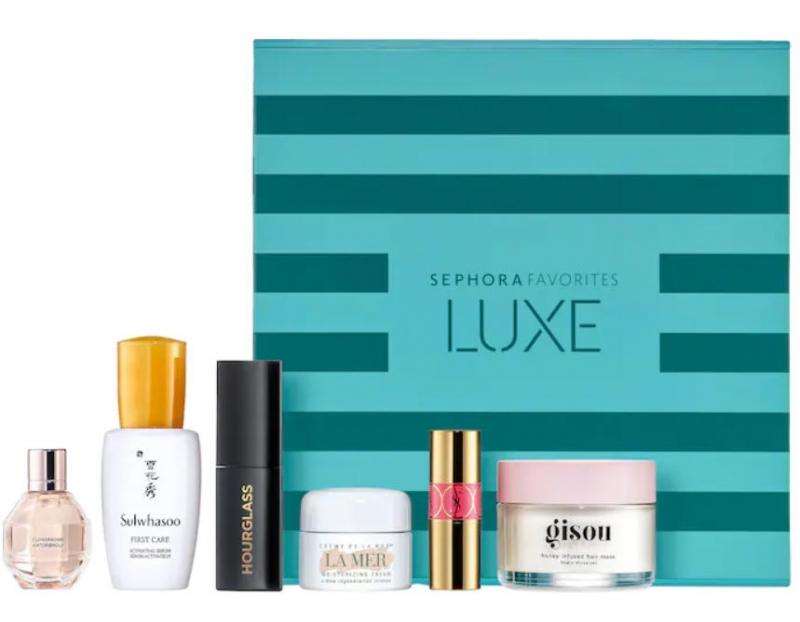 ihocon: [超讚] Sephora Favorites LUXE保養品套裝(價值$105)