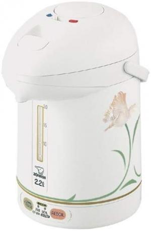 ihocon: Zojirushi CW-PZC22FC Micom Super Boiler 2.2L, Floral 象印電熱水瓶
