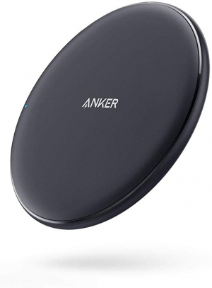 ihocon: Anker 10W Qi-Certified Fast Wireless Charging Pad (No AC Adapter) 手機無線充電板