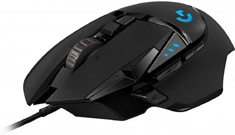 ihocon: Logitech G502 Hero High Performance Gaming Mouse 高性能遊戲滑鼠