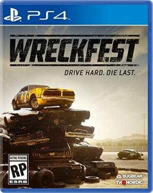 PlayStation 4 遊戲 – Wreckfest $29.99免運(原價$39.99)