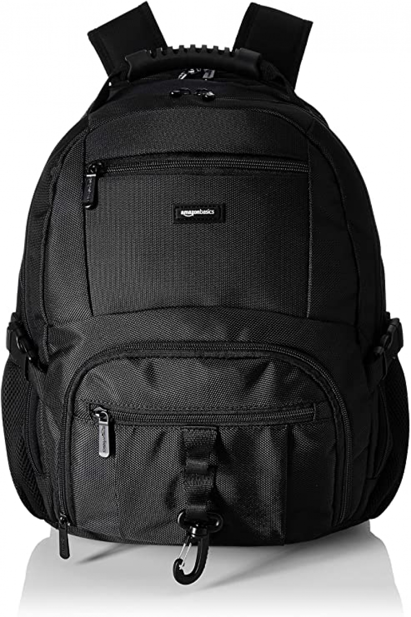 ihocon: Amazon Basics Premium Backpack   背包