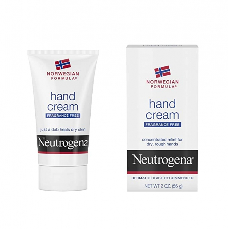 ihocon: Neutrogena Norwegian Formula Hand Cream, Fragrance-Free (2 Ounce) 露得清無香精護手霜