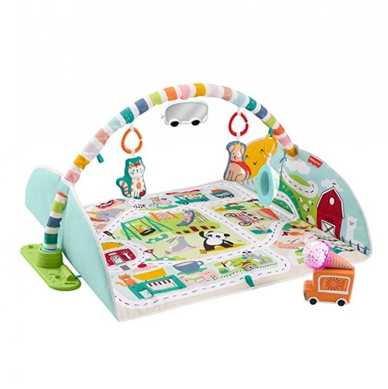 Fisher-Price 嬰兒遊戲墊 $33.99(原價$49.99)