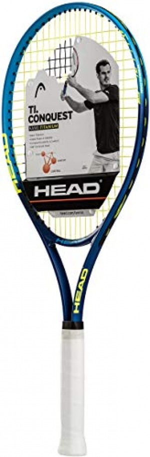 ihocon: HEAD Ti. Conquest Tennis Racket網球拍