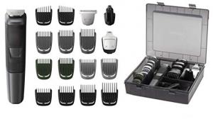 Philips Norelco Multigroom 5000 飛利浦無線理髮/修容器 $26.99免運(原價$49.99)
