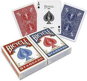 ihocon: Bicycle Playing Cards - Poker Size 撲克牌2副