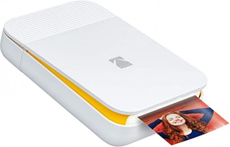 ihocon: KODAK Smile Instant Digital Bluetooth Printer for iPhone & Android 柯達相片/貼紙打印機(手機用)