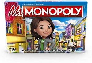 ihocon: 桌遊- Ms.Monopoly