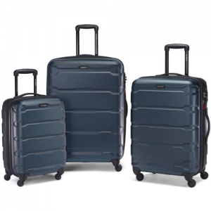 ihocon: Samsonite Omni Hardside 3 Piece Nested Spinner Luggage Set (20, 24, & 28 Inch)行李箱組