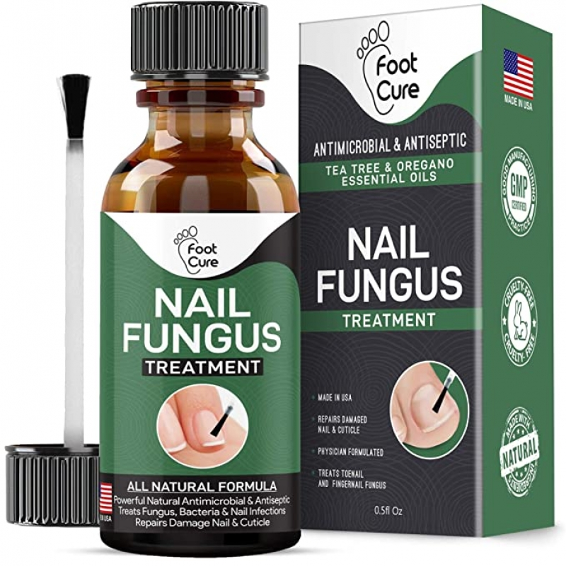 ihocon: Extra Strong Nail Fungus Treatment -Made in USA 灰指甲治療劑