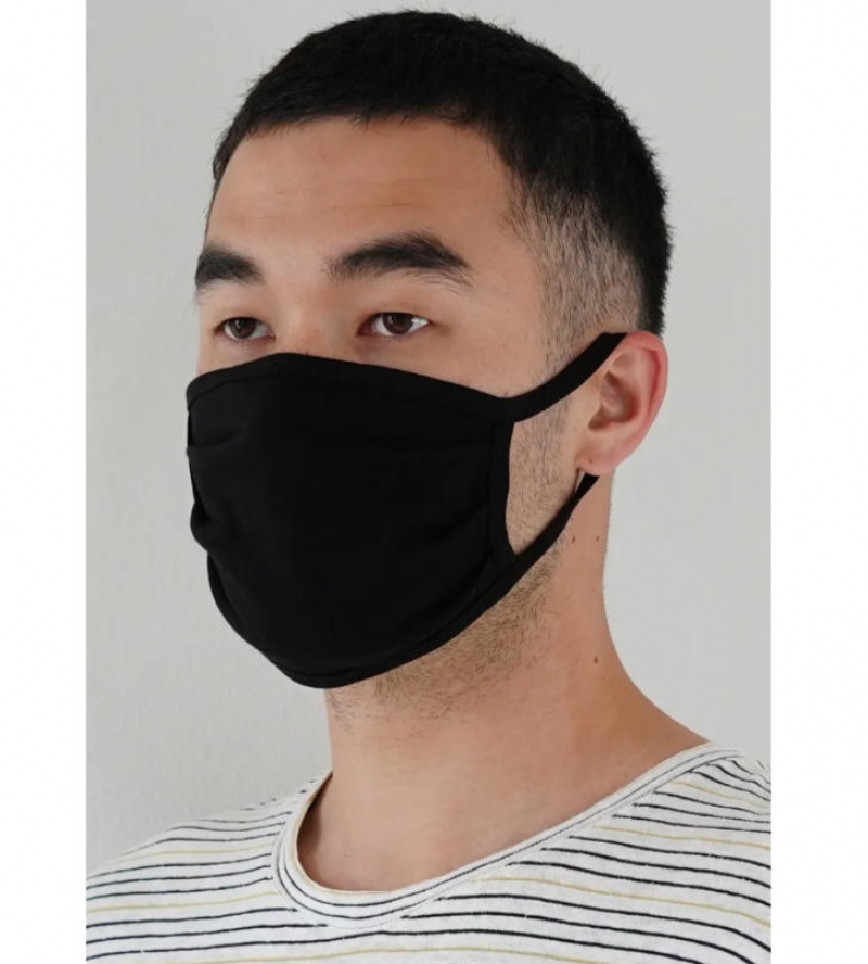ihocon: NORDSTROM 6-Pack Adult Pleated Cotton Face Masks 成人純棉口罩 6個