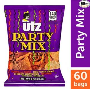 ihocon: Utz Party Mix – 1 oz. Bags (60 Count)
