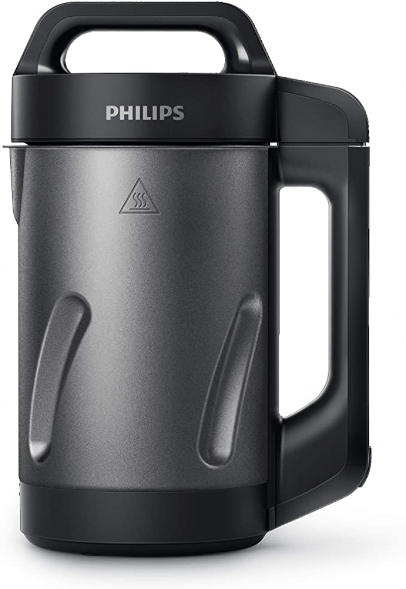 ihocon: Philips Kitchen Appliances Philips Soup Maker, Makes 2 - 4 Servings, HR2204/70, 1.2 Liters飛利浦燉湯機