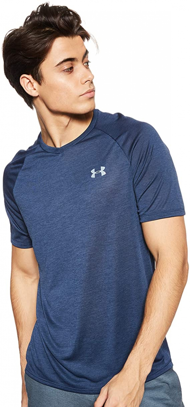ihocon: Under Armour Men's Tech 2.0 V-Neck Short-Sleeve T-Shirt  男士短袖衫