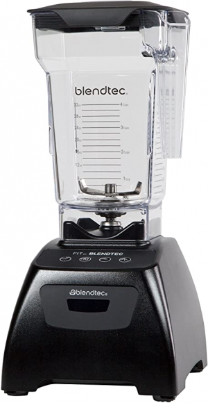 ihocon: Blendtec Classic Fit Blender with FourSide Jar (75 oz)食物調理機