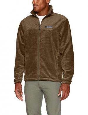 ihocon: Columbia Men's Steens Mountain Full Zip 2.0, Soft Fleece with Classic Fit男士夾克