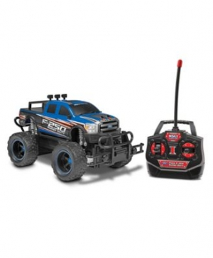 ihocon: Ford F-250 Heavy Duty 1:24 Electric RC Car Monster Truck, Color Varies 遙控車