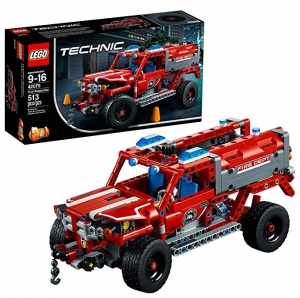ihocon: LEGO Technic First Responder 42075 (513 Pieces)