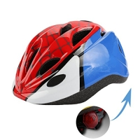ihocon: Atphfety Kids Bike Cycling Helmets with Warning Tail Light兒童自行車安全頭盔, 含安全警示燈