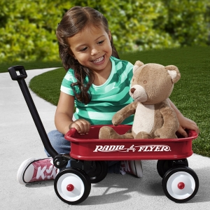 ihocon: Radio Flyer Little Red Toy Wagon