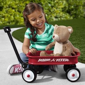 Radio Flyer Little Red Toy Wagon $9.97(原價$14.99)